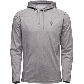 Black Diamond Crag Hoody Men ash